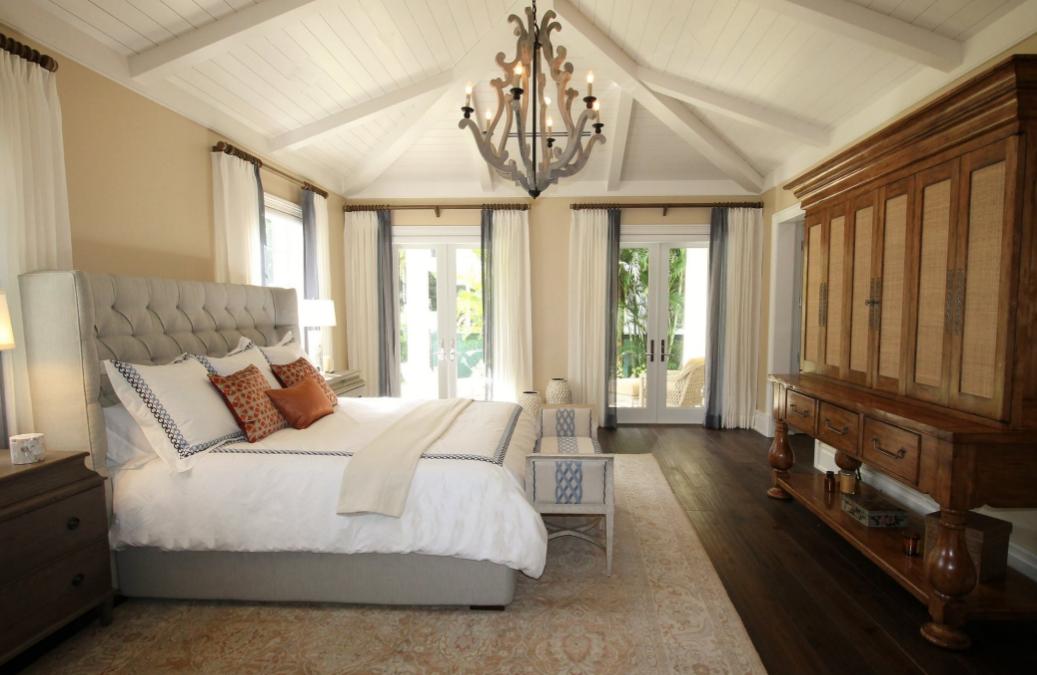 Zo creëer je een landelijke slaapkamer
